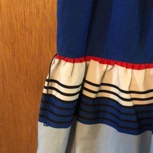 Eloquii Dresses - Eloquii collared dress with ruffle detail